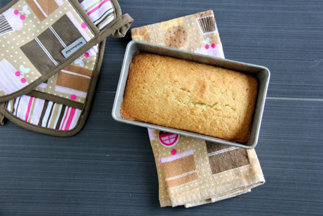 Easy and delicious coconut lemon quickbread for dessert or brunch