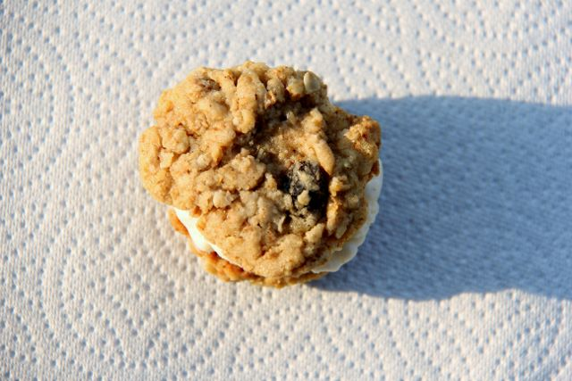 The Best Chewy and Delicious Oatmeal Raisin Cookies from My Dad Butters His Bacon